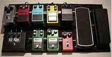 guitar pedal setup the unique guitar pedal board setup