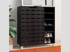 Zipcode Design 24 Pair Shoe Storage Cabinet & Reviews