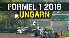 Formel 1 Erwe Gro 223 Er Preis Ungarn 2016 Einstimmung