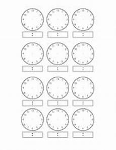 english worksheets analogue digital time template
