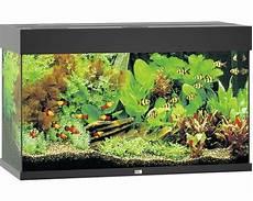 aquarium juwel 125 mit led beleuchtung pumpe filter