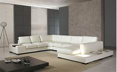 wohnzimmer sofa modern modern white bonded leather sectional sofa t35