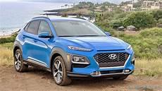 2018 Hyundai Kona Review A Subcompact Crossover Suv With