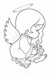 Malvorlagen Weihnachten Engel Kostenlos Ausmalbild Weihnachtsengel Engelchen Malen Kostenlos