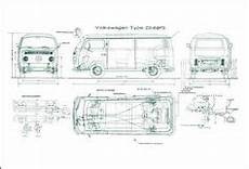 58 Best Vw T2 Line Drawings Images In 2018 Volkswagen