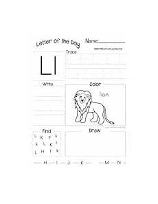 letter l worksheets cut and paste 23203 letter l preschool printables preschool