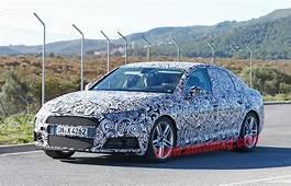Hackenberg Says Next Audi A4 Set For Frankfurt Debut