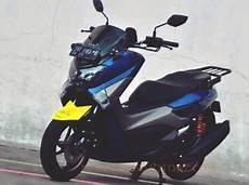 Modifikasi Yamaha Nmax 155 by 38 Foto Modifikasi Yamaha Nmax 155 Terbaik 2018