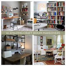 roundup 10 amazing craft room makeovers curbly