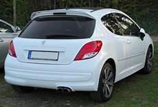 File Peugeot 207 Rc Facelift Rear 20100416 Jpg