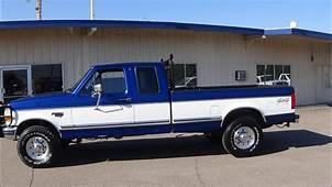 1997 73l Ford F250 4x4  Low Miles YouTube