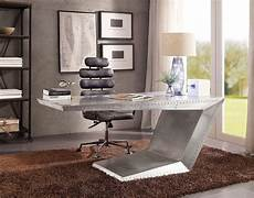buy home office furniture home office set 2 pcs aluminium brancaster 92025 92107