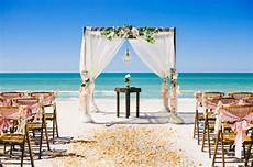 florida beach ceremony packages by sun and sea beach weddings