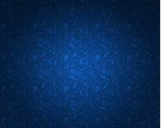 Pattern Wallpaper Blue