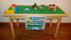 How To Make A Lego Table Ebay