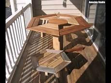 balkonm 246 bel selber bauen interessanter tisch