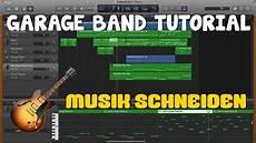 Garage Band Spur Schneiden garage band tutorial 2 musik schneiden
