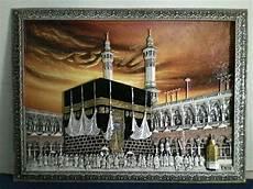 Kabah Lukisan Gambar Islami