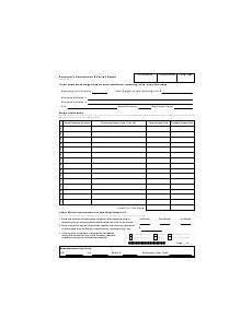 form 65 5300 employer s contribution payroll report printable pdf download