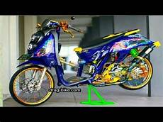 Scoopy Modifikasi Simple by 40 Gambar Modifikasi Scoopy Thailook Simple Jari Jari