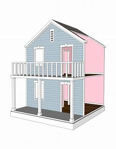 ag doll house plans doll house plans for american girl or 18 inch dolls 4 room