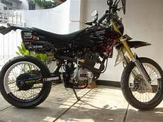 Gl Modif Trail by Spesifikasi Modifikasi Honda Gl Motor Trail