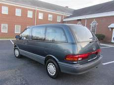 how to fix cars 1993 toyota previa regenerative 1993 toyota previa 1 owner 80k original miles very good condition ready to drive for sale