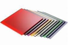 coloured acrylic sheet