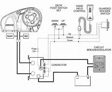 lewmar windlass wiring diagram wiring diagram and schematics choosing an anchor windlass boats com