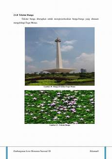 Pembangunan Monumen Nasional 3d