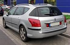 file peugeot 407 sw 20090620 rear jpg wikimedia commons