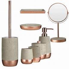 neptune bathroom accessory 8pc warm copper finish