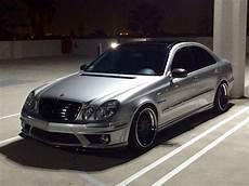 2006 Mercedes W211 E55 Amg Silver Benztuning