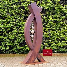 rost skulpturen aus cortenstahl f 252 r den garten
