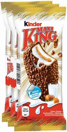 Kinder Maxi King 3 Pack