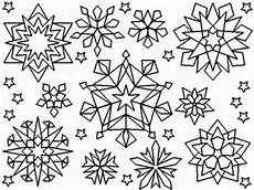 snowflake coloring pages printable coloring home
