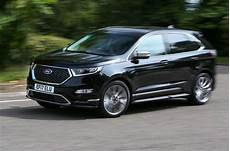 Ford Edge Vignale Uk 2017 Review Autocar