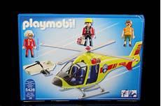 playmobil 5428 helikopter der bergrettung rettungs