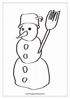 malvorlagen winter weihnachten ausmalbilder fur euch