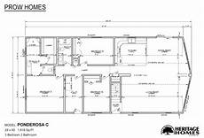 prow house plans prow homes ponderosa c by heritage homes of nebraska