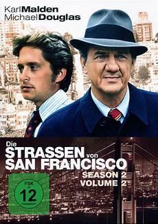 die straßen san francisco die stra 223 en san francisco staffel 2 dvd oder