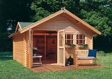 Gartenhaus Holz 40 Mm - karibu gartenhaus doderic 4 satteldach 40 mm massiv natur