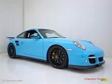 2010 light blue paint to sle porsche 911 turbo coupe 28659195 photo 3 gtcarlot com car