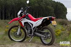 motorfreaks test honda crf 250 l from the crate