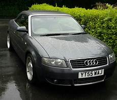 Audi A4 B6 Cabriolet Small Luxury Cars Audi A4