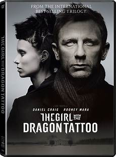 the girl with the dragon tattoo dvd release date march 20