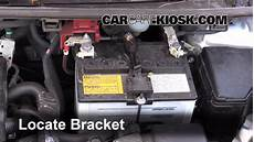 batterie toyota yaris battery replacement 2012 2016 toyota yaris 2012 toyota yaris l 1 5l 4 cyl hatchback 4 door