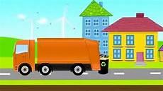 Kartun Mobil Anak Animasi Kartun Anak Mobil Truk Mobil