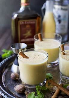 holiday spiked eggnog easy holiday cocktail recipe