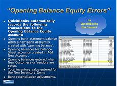quickbooks expense account list